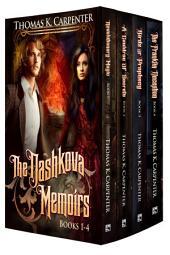 The Dashkova Memoirs (Books 1-4)