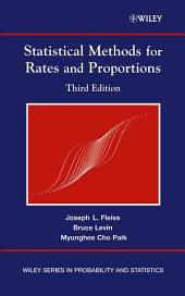 Statistical Methods for Rates and Proportions: Edition 3