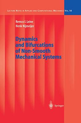 Dynamics and Bifurcations of Non Smooth Mechanical Systems