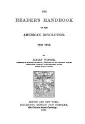 The Reader's Handbook of the American Revolution: 1761-1783