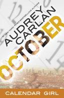 October: Calendar Girl Book 10 by Audrey Carlan