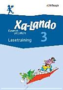 Xa Lando 3  Lesetraining  Deutsch  und Sachbuch PDF