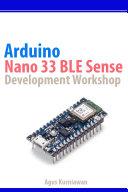 Arduino Nano 33 BLE Sense Development Workshop