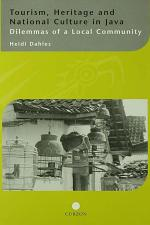 Tourism, Heritage and National Culture in Java
