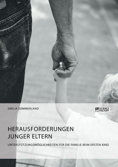 Herausforderungen junger Eltern  Unterst  tzungsm  glichkeiten f  r die Familie beim ersten Kind PDF