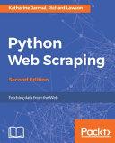 Python Web Scraping  Second Edition PDF