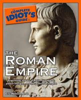 The Complete Idiot s Guide to the Roman Empire PDF