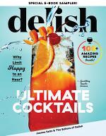 Delish Ultimate Cocktails Free 9-Recipe Sampler