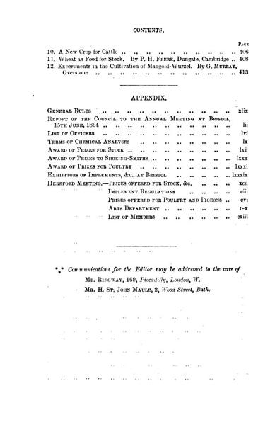 Download Journal of the Bath and West of England Society for the Encouragement of Agriculture  Arts  Manufactures  and Commerce Book
