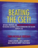 Beating the CSET  Book
