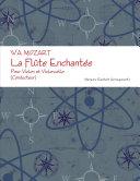W.A. MOZART La Flûte Enchantée Pour Violon et Violoncelle (Conducteur)