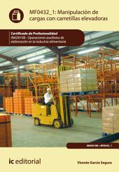 Manipulación de cargas con carretillas elevadoras. INAD0108
