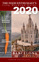 2020 Barcelona Restaurants