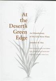 At the Desert s Green Edge Book