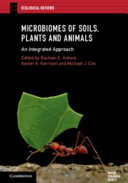 Microbiomes of Soils  Plants and Animals