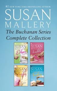 Susan Mallery The Buchanan Series Complete Collection Book