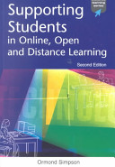 Supporting Students in Online  Open and Distance Learning PDF