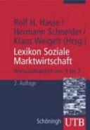 Lexikon soziale Marktwirtschaft PDF