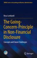 The Going-concern-principle in Non-financial Disclosure