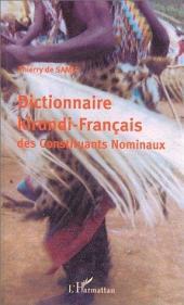 Dictionnaire kirundi-français des constituants nominaux