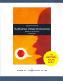 Dynamics of Mass Communication Book