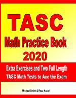 TASC Math Practice Book 2020