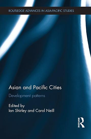 Asian and Pacific Cities PDF