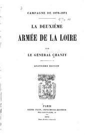 Campagne de 1870-1871: La deuxième armée de la Loire
