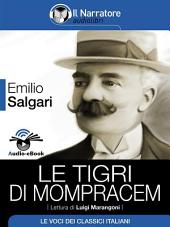 Le tigri di Mompracem (Audio-eBook)