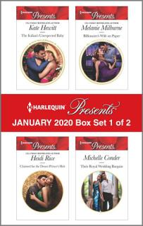Harlequin Presents   January 2020   Box Set 1 of 2 Book