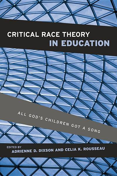 Download Critical Race Theory in Education Book