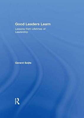 Good Leaders Learn