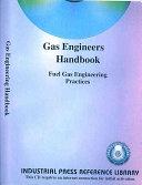 Gas Engineers Handbook  Ebook on CD PDF