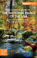 Fodor's The Complete Guide to the National Parks of the USA