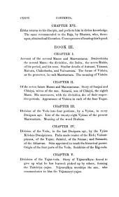 Works: ¬Vol. ¬6 : ¬The Vishṅu Purāṅa: a system of Hindu mythology and tradition ; 1, Volume 6