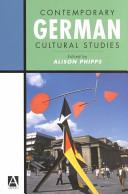 Contemporary German Cultural Studies PDF