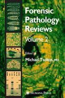 Forensic Pathology Reviews PDF