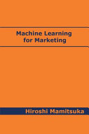 Machine Learning for Marketing PDF