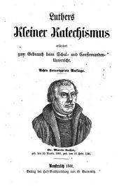 Kleiner Catechismus