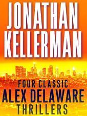 Four Classic Alex Delaware Thrillers 4-Book Bundle: Silent Partner, Devil's Waltz, Bad Love, Self-Defense