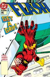 The Flash (1987-) #91