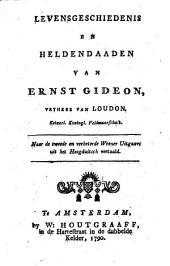 Levensgeschiedenis en heldendaden van Ernst Gideon, Vrijheer van Loudon: Keizerl. Koninkl. Veldmaarschalk