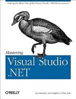 Mastering Visual Studio  NET PDF