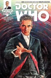 Doctor Who: The Twelfth Doctor Vol. 1 Issue 1: Issue 1