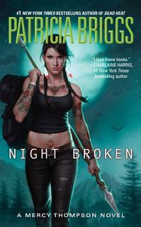 Night Broken Book
