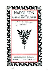 Napoleon and the Marshals of the Empire