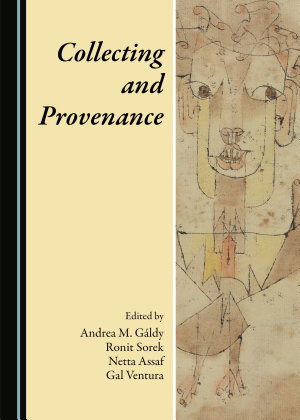 Collecting and Provenance PDF