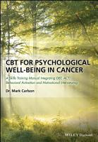 CBT for Psychological Well Being in Cancer PDF