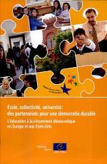 Ecole  collectivit    universit     des partenariats pour une d  mocratie durable PDF