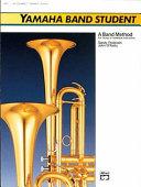 Yamaha Band Student  Bk 2  B Flat Trumpet Cornet PDF